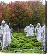 Korean War Acrylic Print