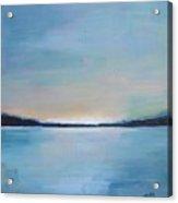 Lake Sunset Acrylic Print