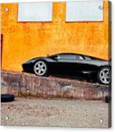 Lamborghini Acrylic Print
