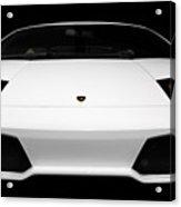 Lamborghini Murcielago Lp640 Coupe Acrylic Print