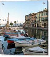 Lazise - Italy Acrylic Print