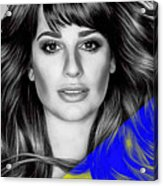 Lea Michele Collection Acrylic Print
