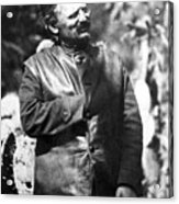 Leon Trotsky (1879-1940) Acrylic Print