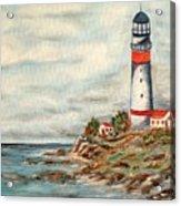Lighthouse 2 Acrylic Print