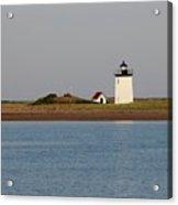 Lighthouse Provincetown  Acrylic Print
