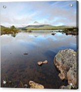 Loch Nah Achlaise Acrylic Print