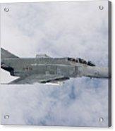 Lufwaffe F-4f Phantom Acrylic Print