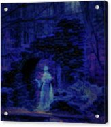 Madame Sherris Castle Ruins Acrylic Print