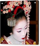 Maiko Acrylic Print