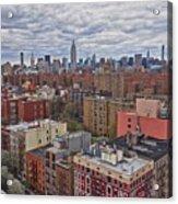 Manhattan Landscape Acrylic Print