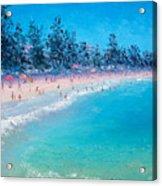 Manly Beach  Acrylic Print