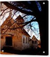 Marsh Berea Church Acrylic Print