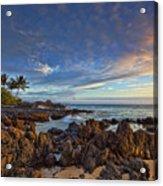 Maui Acrylic Print by James Roemmling