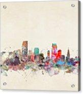 Miami Florida Acrylic Print