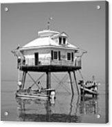 Mobile Bay Lighthouse Acrylic Print
