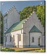 Molle Chapel Acrylic Print