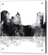 Montgomery Alabama Skyline Acrylic Print