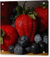 Morning Fruit Acrylic Print