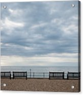 Morning View From Kingsdown Acrylic Print