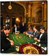 Move Over James Bond Acrylic Print