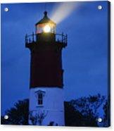 Nauset Lighthouse Night Acrylic Print