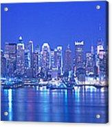 New York City Ny Acrylic Print