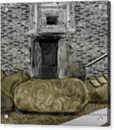 Newgrange Ireland Acrylic Print