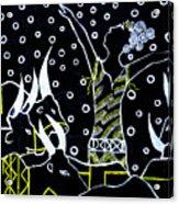 Nuer Lady -  South Sudan Acrylic Print