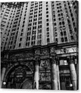 Nyc Buildings Acrylic Print