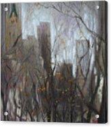 Nyc Central Park Acrylic Print