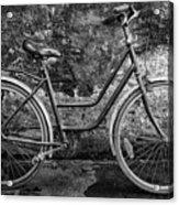 Old Bike Acrylic Print