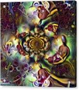 Open Mind Acrylic Print