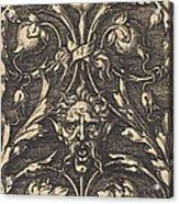 Ornament Acrylic Print