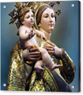Our Lady Of Graces Acrylic Print