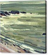 Pacific Evening Acrylic Print