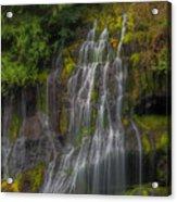 Panther Creek Falls Acrylic Print