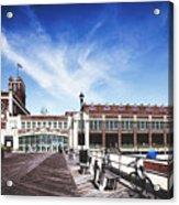 Paramount Theatre - Asbury Park Boardwalk Acrylic Print