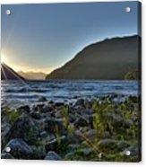 Patagonia Landscape Acrylic Print