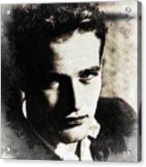 Paul Newman, Actor Acrylic Print