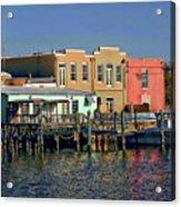 Pensacola Bay Acrylic Print