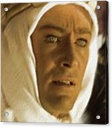 Peter O'toole As Lawrence Of Arabia Acrylic Print