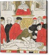 Possibly Johannes De Ketham Acrylic Print