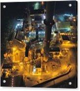 Power Plant Acrylic Print