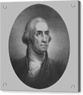 President George Washington Acrylic Print