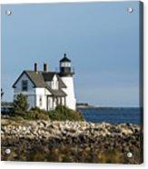 Prospect Harbor Lighthouse Acrylic Print