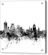 Quebec Canada Skyline Acrylic Print