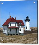 Race Point Lighthouse Acrylic Print