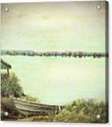 Reelfoot Lake Fishing Acrylic Print