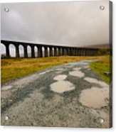 Ribblehead Viaduct Acrylic Print