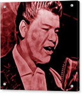 Ritchie Valens Collection Acrylic Print